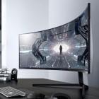 Odyssey G9: Samsung baut 49-Zoll-Monitor mit stärkster Krümmung