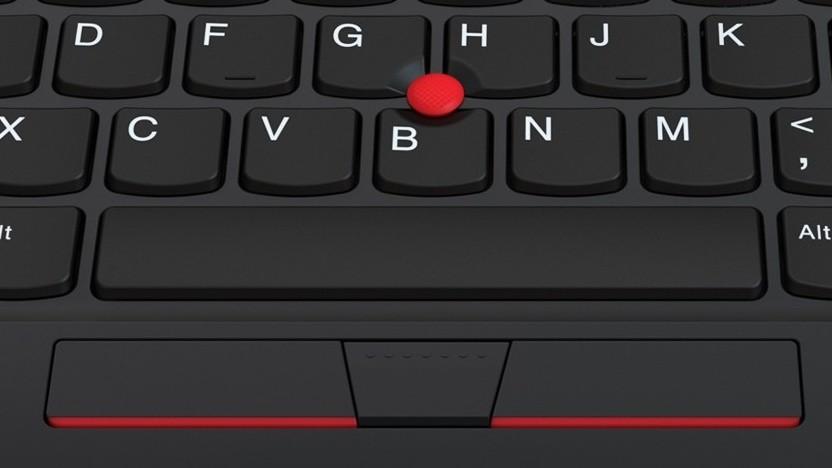Thinkpad Trackpoint Keyboard 2