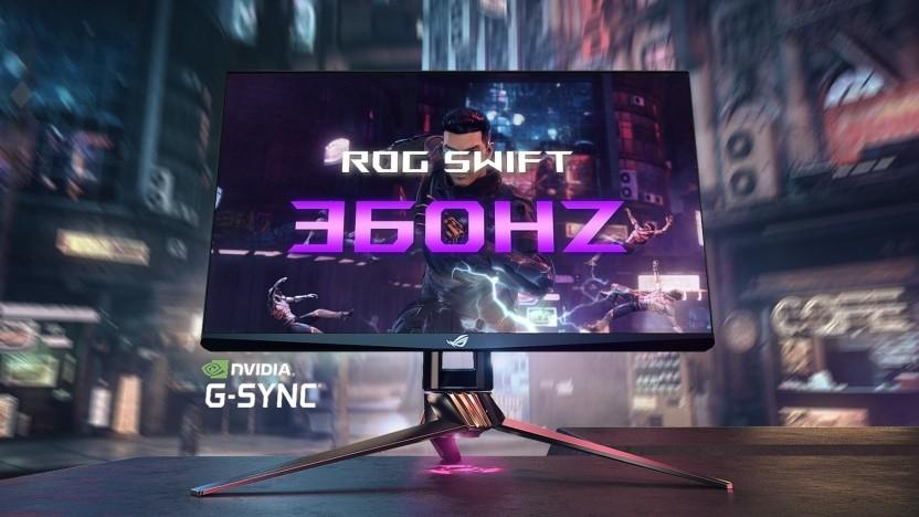 Asus' ROG Swift 360