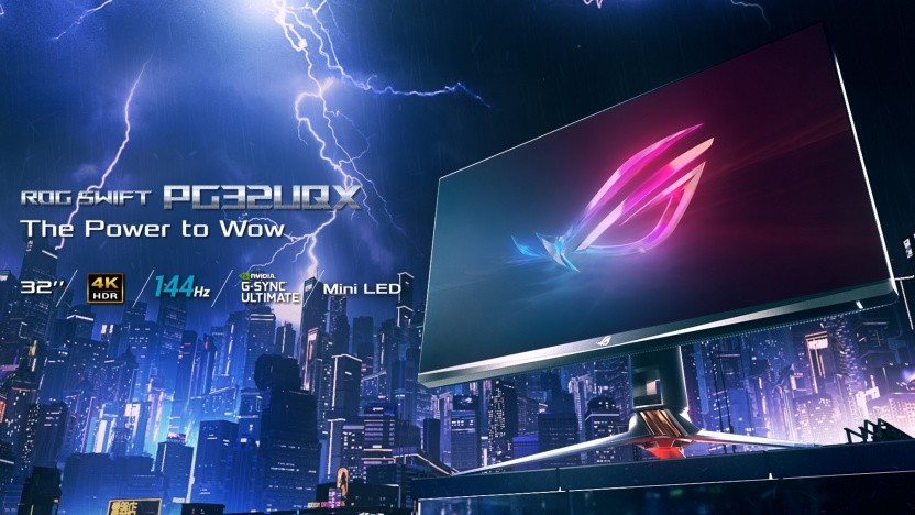 Asus' ROG Swift PG32UQX