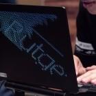 Zephyrus G14 im Hands On: Asus' neues Gaming-Notebook zeigt Bilder auf Gehäuse an