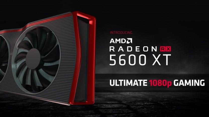 AMD stellt Radeon RX 5600 XT vor.