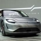 Vision-S: Sony stellt eigenes Elektroauto vor