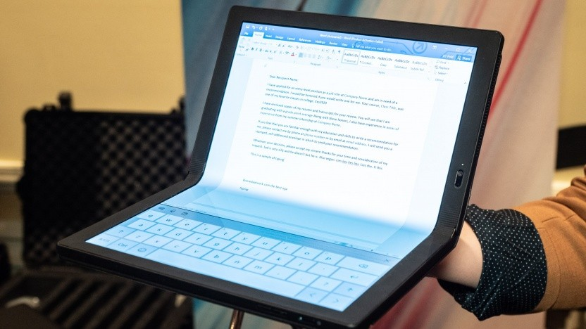 Das Thinkpad X1 Fold von Lenovo