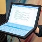 Thinkpad X1 Fold im Hands-off: Ein Blick auf Lenovos pfiffiges Falt-Tablet