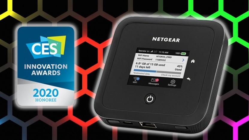 Netgear baut einen 5G-Router mit Qualcomm-Modem.