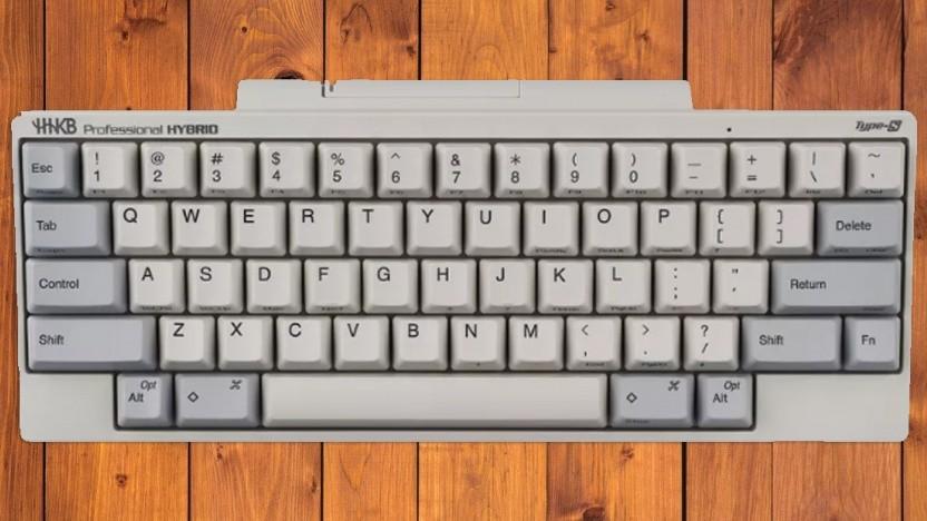 Fujitsus Tastatur ist anscheinend noch immer beliebt.