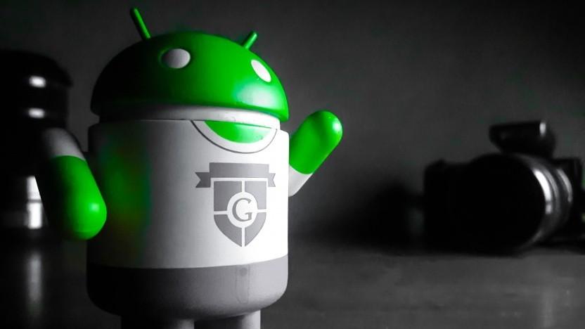Schadsoftware in Android nutzte eine von Google entdeckte Sicherheitslücke.