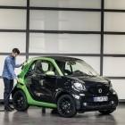 Elektroauto: Daimler und Geely bauen künftig den Smart in China