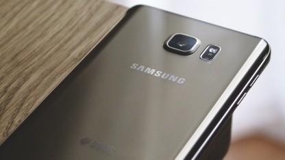Vorinstallierte App: Samsung-Smartphones schicken Daten an chinesische Firma - Golem.de