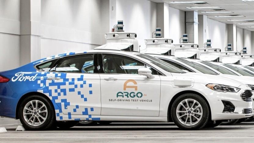 Ford will in gut zwei Jahren seine autonomen Taxis testen.