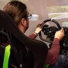 Eracing Simulator im Hands on: Razers Renn-Simulator bringt uns zum Schwitzen
