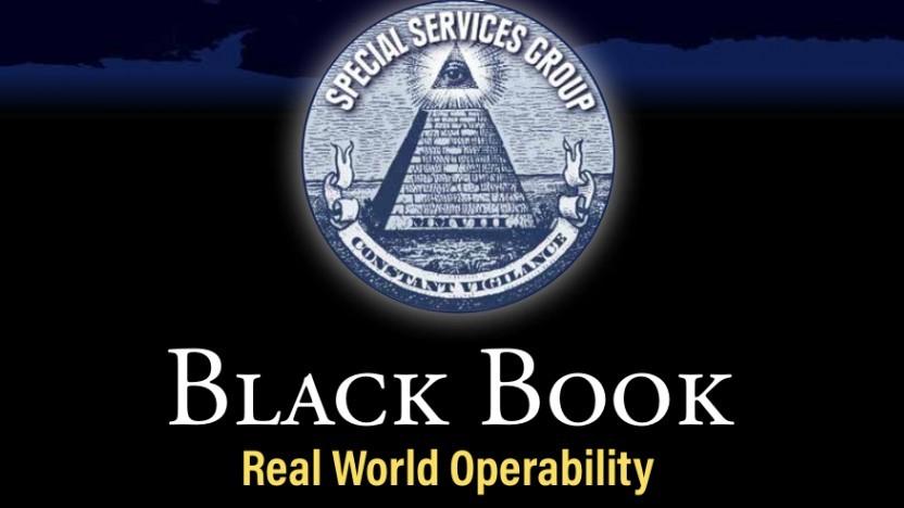 Die Broschüre der Special Services Group hat es in sich.