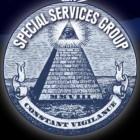 Special Services Group: Wenn die Überwachungskamera im Grabstein steckt