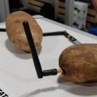 Schräges von der CES 2020: Die Connected-Kartoffel