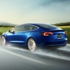 Sprechende Autos: Teslas sollen bald dem K.I.T.T. aus Knight Rider ähneln