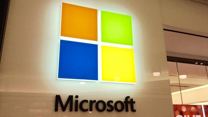 Microsoft hatte seine Parkhäuser offen im Netz.