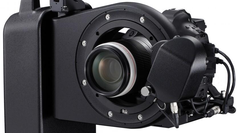 Canon Robotic Camera System CR-S700R