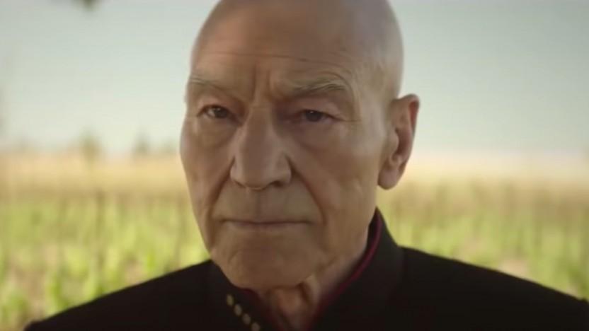 Captain Jean-Luc Picard wird mindestens eine Staffel länger Abenteuer erleben.