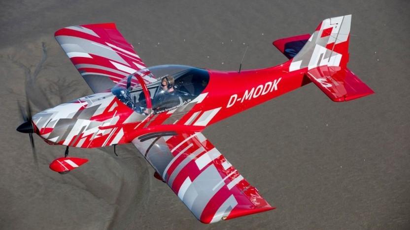 Breezer UL B400-6: saubere Flugmobilität