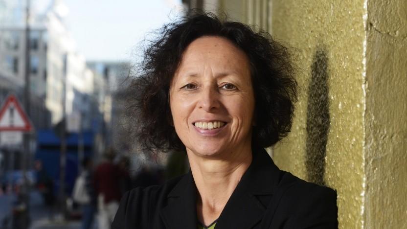 Die Expertin der Grünen, Margit Stumpp