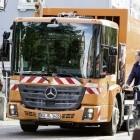 Mercedes E-Econic: Daimler elektrifiziert den Müllwagen