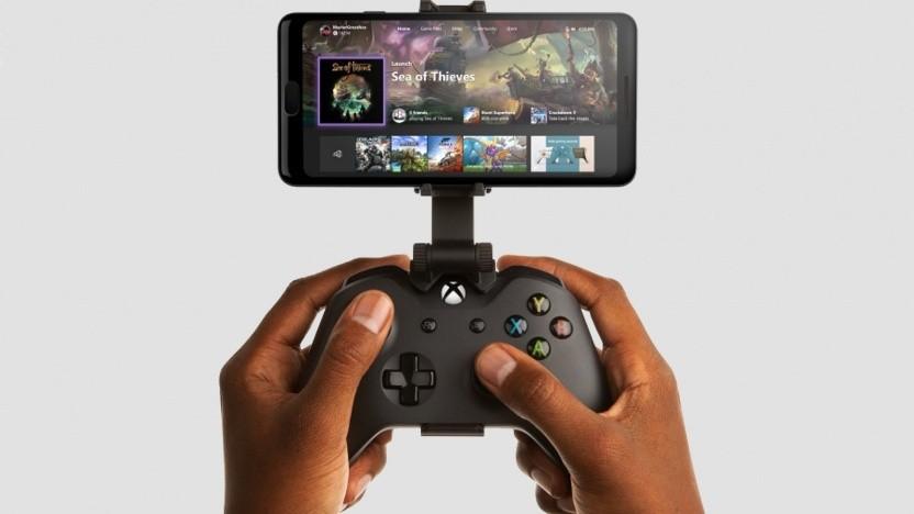 Artwork von Xbox Console Streaming