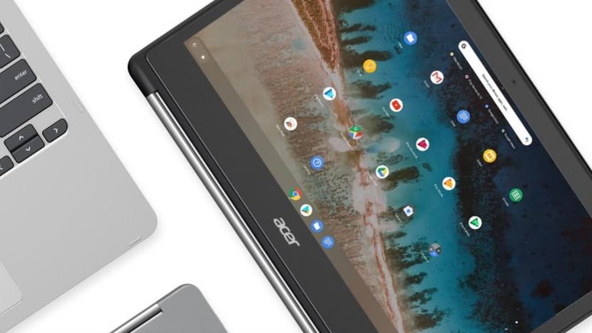 Auf den Chromebooks sollen die Chrome-Apps noch am längsten unterstützt werden.
