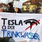 Trotz Protesten: Tesla unterschreibt Kaufvertrag für Gigafactory