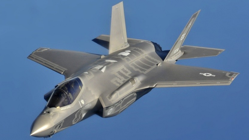Die F-35 ist ziemlich teuer.
