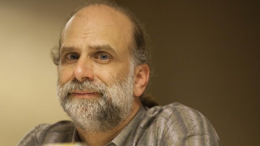 Sicherheitsexperte und Kryptograph Bruce Schneier