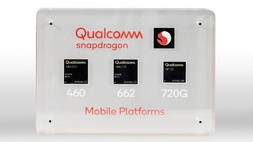 Snapdragon 720G, Snapdragon 662, Snapdragon 460