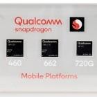Snapdragon 720G/662/460: Qualcomm bringt 8-nm-Chips mit Navic und Wi-Fi 6