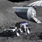 Raumfahrt: Esa-Forscher erzeugen Sauerstoff aus Mondstaub