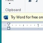Office 365: Microsoft testet Werbebanner in Wordpad für Windows 10