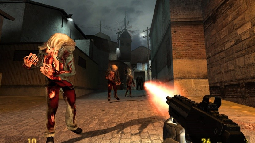 Artwork von Half-Life 2