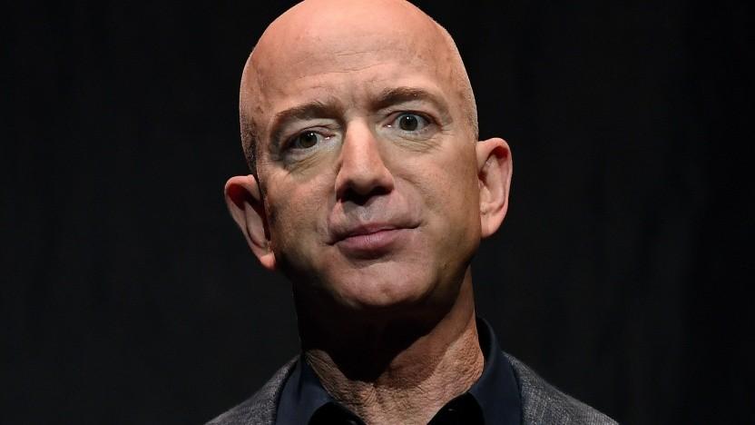 Amazon-Chef Jeff Bezos soll vom saudischen Kronprinzen gehackt worden sein.