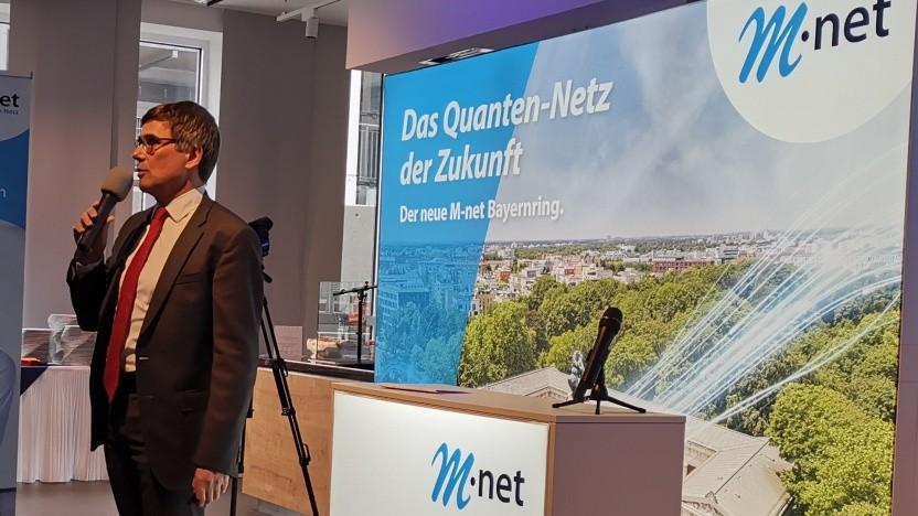 Nelson Killius, Sprecher der Geschäftsführung von M-net