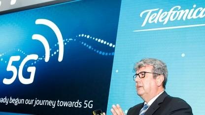 Tarife: Noch kein genauer Starttermin für 5G bei Telefónica - Golem.de