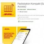 Pakete: Neue DHL-Packstationen nur noch mit App nutzbar