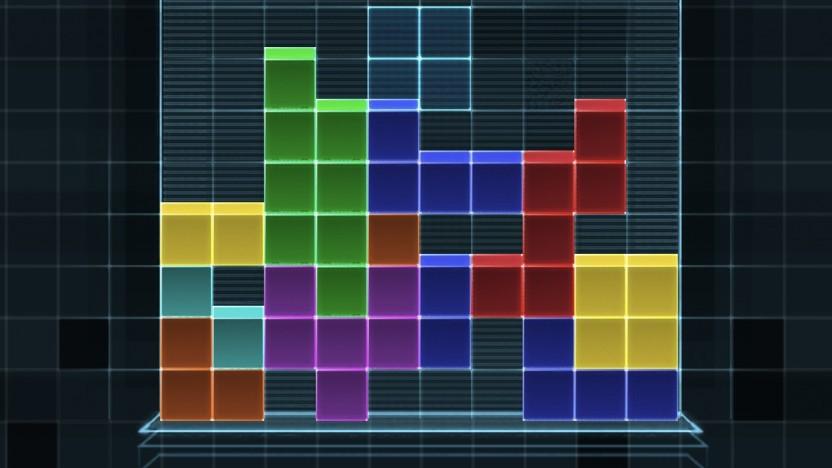 Tetris von N3twork auf einem iPhone
