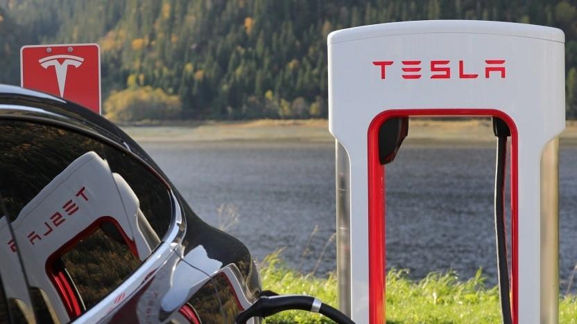 Tesla ist viel wert.