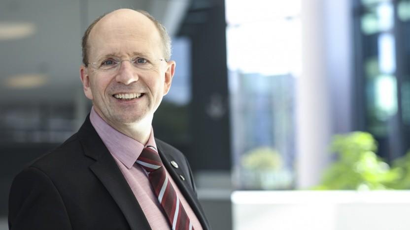 Marco Lenck, Vorstandsvorsitzender der DSAG