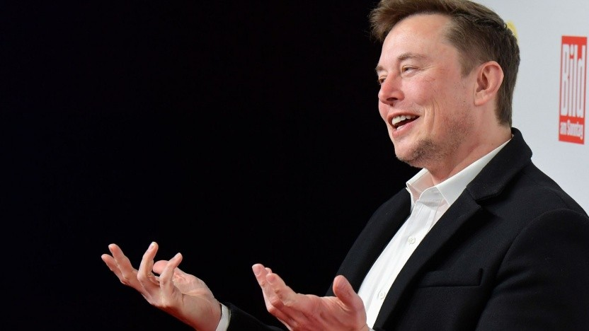 Elon Musk in Berlin (im November 2019): Subventionen auch für Unternehmen aus dem außereuropäischen Ausland