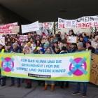 Gesundheitsbedenken: Wieder Demonstrationen gegen 5G in der Schweiz