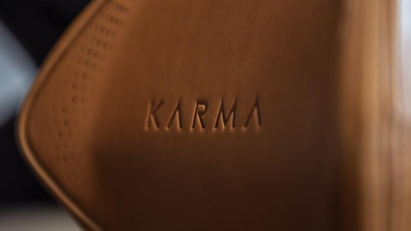 Innenansicht eines Karma