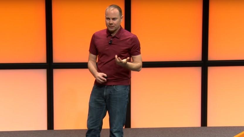 Christ Lattner auf dem Tensorflow Dev Summit 19