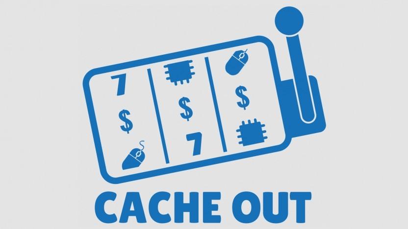 Logo von Cache Out