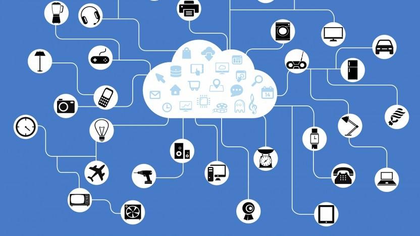 Das Internet der Dinge (Symbolbild)