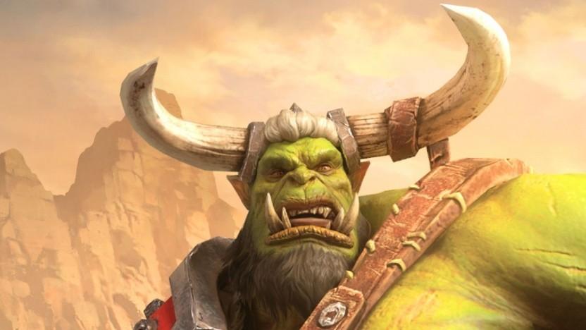 """Warcraft 3 Reforged angespielt: """"Was ist denn das für ein Alptraum!"""" - Golem.de"""